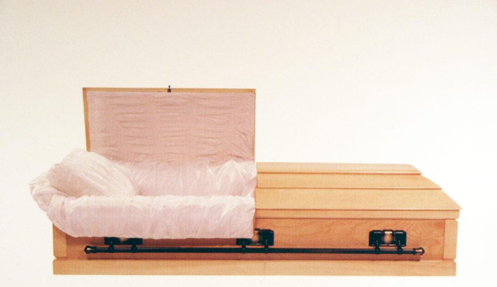 Durham casket