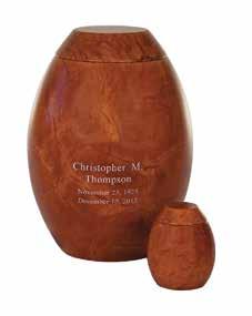 Madrid Alabaster urn