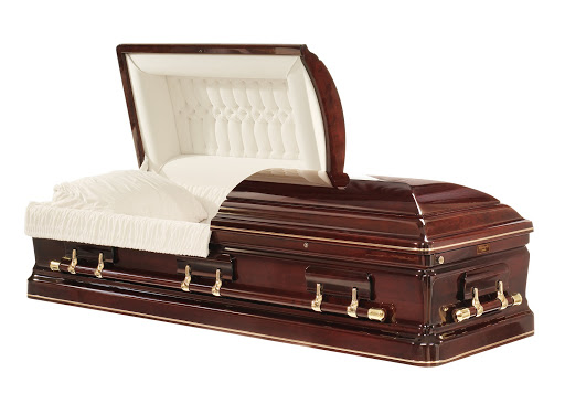 morgan casket