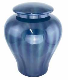 Spring Rain urn