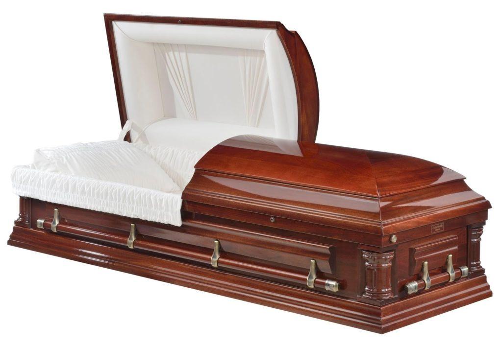 St Patrick casket